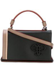 сумка-сэтчел с элементом логотипа Emilio Pucci