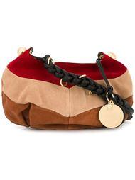 маленькая сумка-хобо на плечо 'Madie' See By Chloé