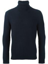 свитер-водолазка  Eleventy