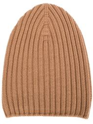 ribbed knit beanie Barrie