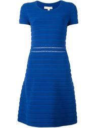 платье в рубчик  Michael Michael Kors