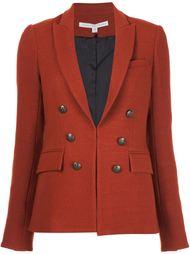 пиджак с декоративными пуговицами Veronica Beard