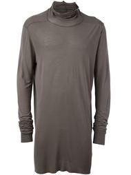 драпированный свитер  Rick Owens