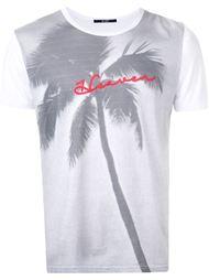 футболка с принтом пальмы Hl Heddie Lovu