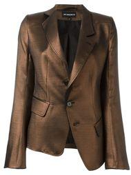 пиджак с отделкой металлик Ann Demeulemeester