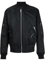 куртка-бомбер с карманами на молнии Maison Margiela
