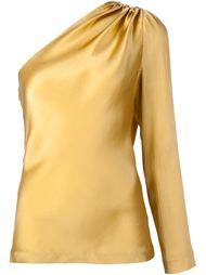 блузка на одно плечо Cushnie Et Ochs