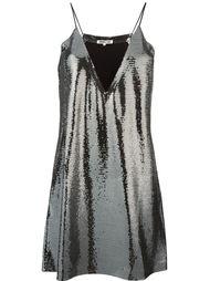 платье с отблеском  McQ Alexander McQueen