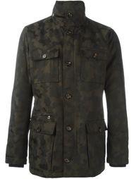 куртка с камуфляжным принтом  Eleventy