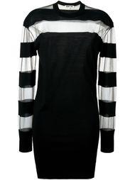платье 'Solid Sheer'  McQ Alexander McQueen
