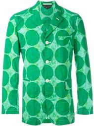 пиджак с геометрическим принтом Comme Des Garçons Vintage