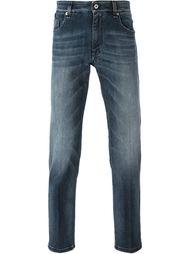 джинсы кроя слим 'Bag Bug' Fendi