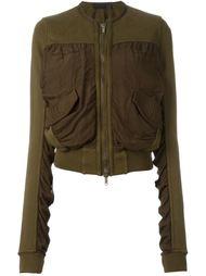 куртка-бомбер  с карманами спереди Haider Ackermann