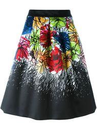 юбка с принтом  Boutique Moschino