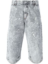 джинсовые шорты 'Wild And Lethal Trash' Walter Van Beirendonck Vintage