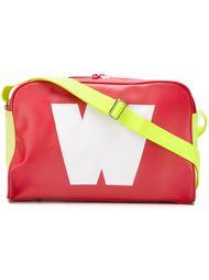 сумка на плечо с логотипом 'W' Walter Van Beirendonck Vintage