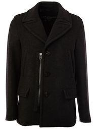 пальто на молнии  Lanvin