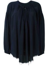 блузка c V-образным вырезом   Raquel Allegra