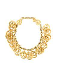 цепочное ожерелье Chanel Vintage