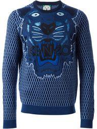 свитер 'Tiger' Kenzo