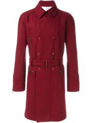 пальто на ремне Romeo Gigli Vintage
