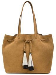 сумка с кисточками Loeffler Randall