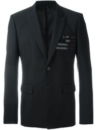 пиджак с флагом Givenchy