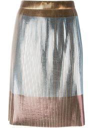 юбка с отблеском  Golden Goose Deluxe Brand