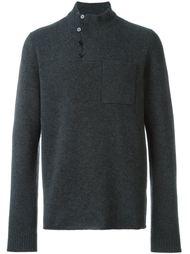 свитер на пуговицах  Maison Margiela