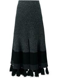 расклешенная юбка  Proenza Schouler