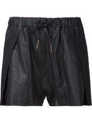 elastic waistband shorts Boris Bidjan Saberi