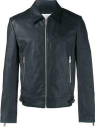 куртка с косым воротником Maison Margiela