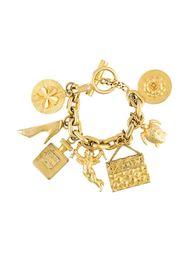 браслет с подвесками Chanel Vintage