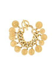 браслет с подвесками-монетами Chanel Vintage