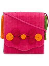 маленькая сумка на плечо 'Passementerie' Yves Saint Laurent Vintage