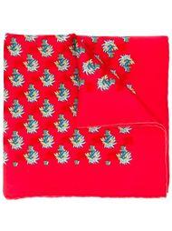 шарф 'Palmiers'  Hermès Vintage