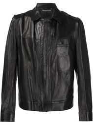 куртка с нагрудными карманами Ann Demeulemeester