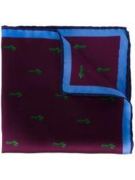 карманный платок с кактусами Paul Smith