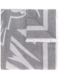 шарф 'Tiger Head' Kenzo