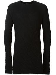свитер с эффектом помятости Lost & Found Ria Dunn