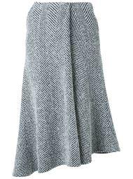 расклешенная асимметричная юбка Fad Three