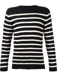 полосатый свитер The Elder Statesman