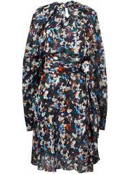 платье со сплошным принтом  Maison Margiela