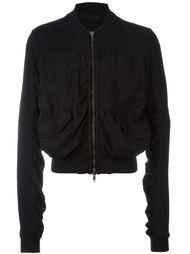 куртка-бомбер с передними карманами Haider Ackermann