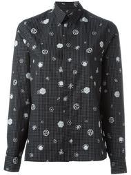 рубашка 'Tanami Check' Kenzo