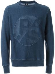 толстовка с логотипом  Ps By Paul Smith