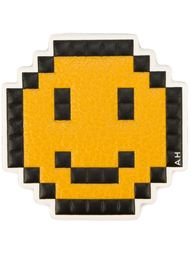 стикер 'Pixel Smiley' Anya Hindmarch
