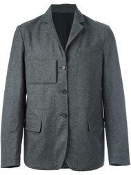короткое однобортное пальто Marni