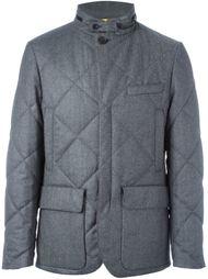 стеганый пиджак  Canali