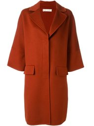 пальто с широкими рукавами Marni